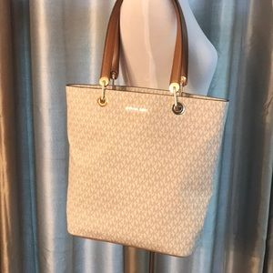 NWOT Michael Kors large tote bag